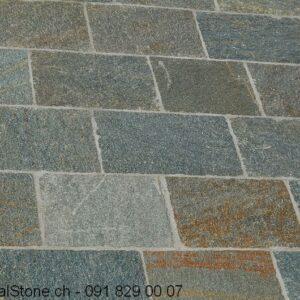 Bodenplatten Luserna Innenbereich Aussenbereich